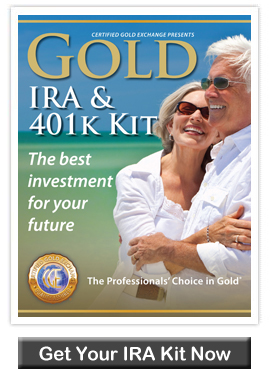 Gold Coin IRA Starter Kit
