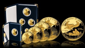 American Gold Proof Eagle Coins