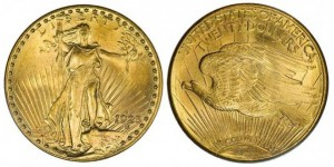20 Dollar Saint Gaudens